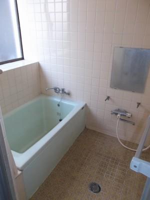 お風呂リフォーム