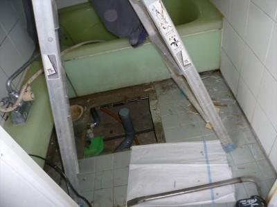 春日井市 浴室リフォーム