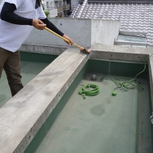 防水工事②