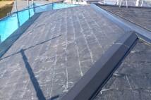 高圧洗浄後、良く乾かしプライマー下地を塗ります。