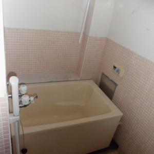 旧バスルーム
