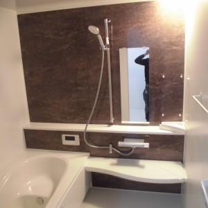 新バスルーム
